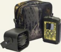 Электронный манок Hunterhelp MASTER 3 в комплекте с динамиком Тромб