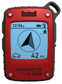 Навигатор Bushnell Backtrack D-Tour, красный