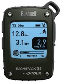 Навигатор Bushnell Backtrack D-Tour, зеленый