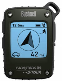 Навигатор Bushnell Backtrack D-Tour, зеленый