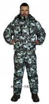 Костюм «Cнайпер» (ткань: алова, цвет: PR 018-1P) Novatex